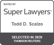 Todd Super Lawyers 2020