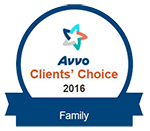 AVVO Clients Choice Award